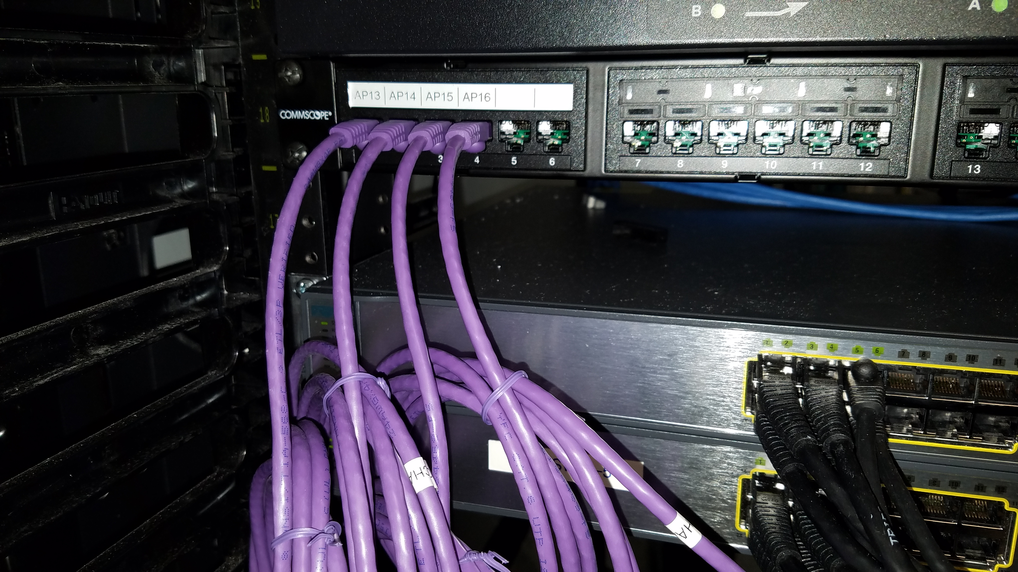 IDF 5th floor a enterprise cable services expert wireless network infrastructure idf wiring at edmiracle.co